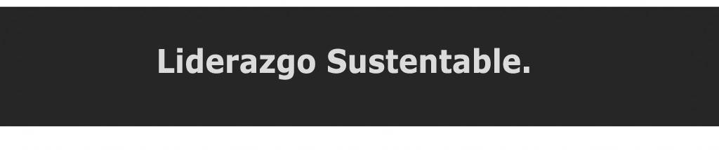 Liderazgo-sustentable