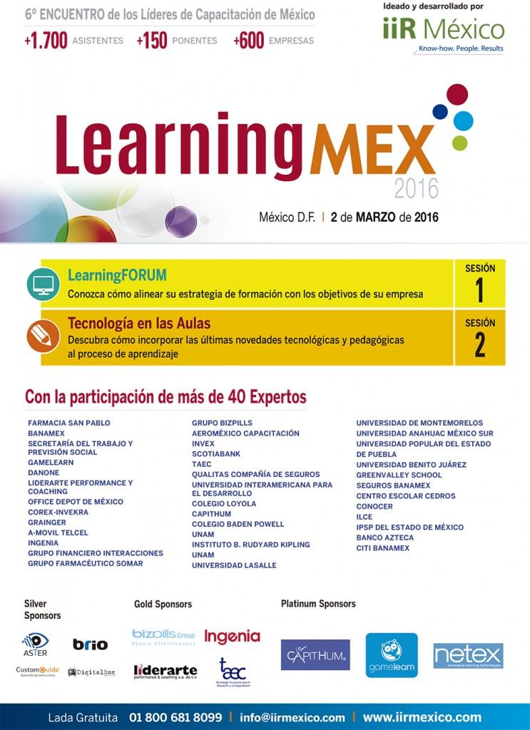 LearningMEX 2016